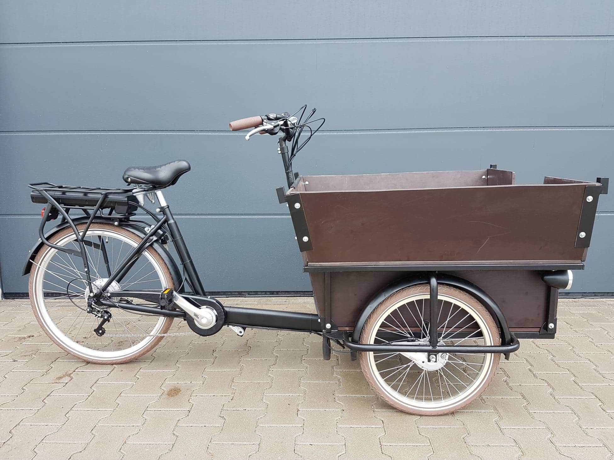 Babboe 6 persoonsbakfiets